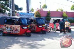 Penghasilan Sopir Angkutan Umum di Sampit Naik 60 Persen