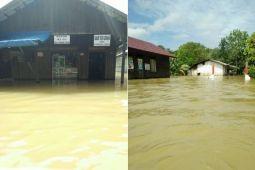 Langkah Cepat Bantu Korban Banjir, Bupati Kapuas Instruksi Dinas Serentak Turun ke Lokasi