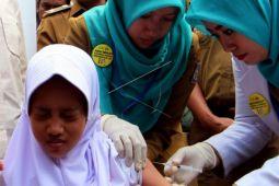 25 persen anak di Kalteng sudah diimunisasi MR