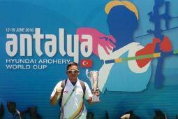 Atlet Asal Lamandau Bangga Wakili Indonesia di SEA Games Malaysia