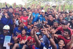 Damkar Tiga Provinsi Kalimantan Adu Ketangkasan