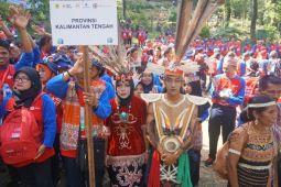 PMI Kapuas Wakili Kalteng Dalam Temu Sibat II Nasional