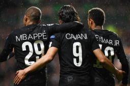 PSG Pastikan Melaju ke 16 Besar Setelah Hancurkan Anderlecht