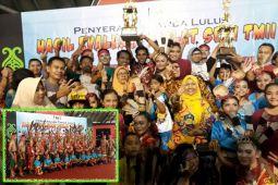 Juara Nasional, Kapuas Harumkan Kalteng Lewat Tari Remaja Nusantara