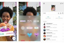 Keren! Kini Instagram Stories Tersambung ke Facebook Stories