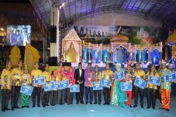 Raih 14 Piala FSQ VI, Kapuas Juara Umum II