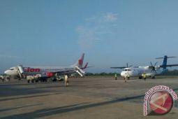 Frekuensi penerbangan di Kalteng naik 16,31 persen