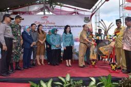 Taman Kota Askari dan Rumah Pintar Kuala Kapuas Diresmikan