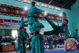 445 Atlet Ikuti Kejuaraan Karate Panju Panjung Cup I se-Kalteng