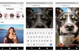Instagram Pembaruan Versi Mobile Web, Bisa Simpan dan Bagikan Stories