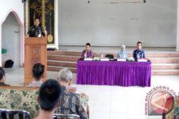 Plaza Beringin Buntok Ditetapkan Pasar Tertib Ukur