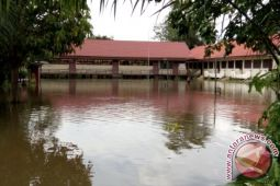 Sejumlah Desa di Barsel Terendam Banjir