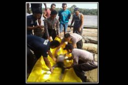 Akhirnya! Jasad 2 Korban Tenggelam Sungai Barito Ditemukan