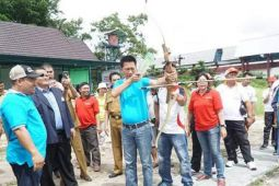 Bupati Barut Sebut Venue Siap untuk Porpov Kalteng