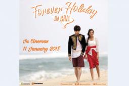 Kisah Jatuh Hati Idola K-Pop di Film Terbaru 'Forever Holiday in Bali'