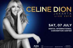 Celine Dion Umumkan Tur konser di Asia Termasuk Jakarta