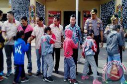 FORKI Polres Kotim Incar Juara Kapolda Cup