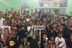 Selamat! FORKI Polres Kotim Juara Umum Kapolda Cup