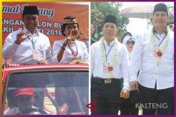Edy-Taty Usung Slogan Lanjutkan, Idham-Jaya Slogan Perubahan