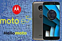 Ini Bocoran Model Motorola Moto E5