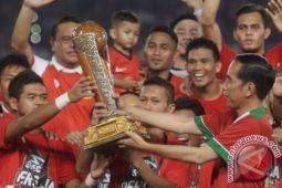 Penjualan tiket pertandingan final Persija lawan Bali United capai Rp6 miliar