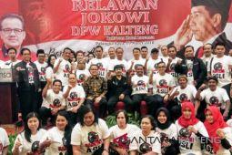 Kombatan Kalteng komitmen menangkan Jokowi, ini pernyataan Teras Narang