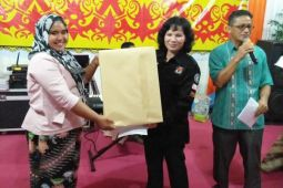 Sambut pemilu 2019, KPU Kobar adakan Pagelaran Seni Budaya