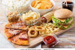 Sering konsumsi makanan cepat saji? ini yang terjadi pada tubuh anda