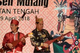 Festival Budaya Isen Mulang ditargetkan 'sedot' 500 wisman