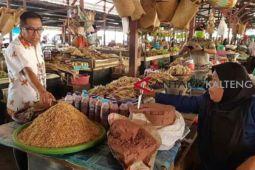 Jelang Ramadhan, harga kebutuhan pokok di Seruyan bertahan