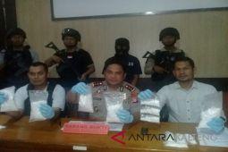 Simpan 6.200 butir zenith, pria ini ditangkap Polres Kotim