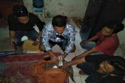 Empat tersangka kasus narkoba di Sampit tak berkutik