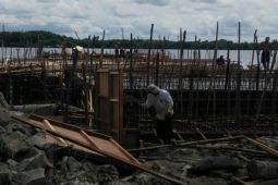 Pembangunan TPI Kumai tak ada kerugian negara?