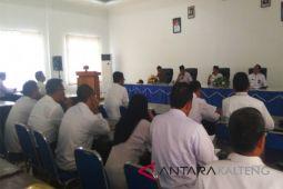 Gubernur Kalteng telah ajukan sejumlah calon penjabat bupati