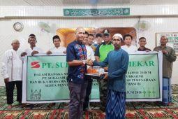 PT SSM, PT UL dan PT MAS serentak dukung kegiatan keagamaan di Kotim