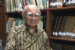 Emil Salim sebut SATU Indonesia Awards jaring pejuang kemanusiaan