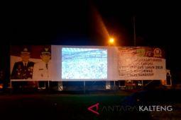 Bupati Bartim ajak warga nobar final Piala Dunia