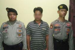 Bela kakak berkelahi, Pilot akhirnya ditangkap polisi Gumas
