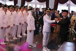 Jaga dan selamatkan SDA Kalteng, kata Gubernur