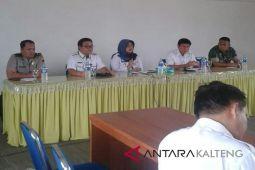 Capaian pembangunan dua kecamatan di Pulang Pisau dievaluasi