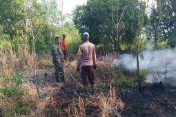 Kebakaran lahan di Pulang Pisau dipicu kesengajaan