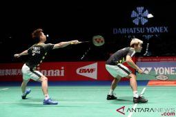 Masuk final, Kevin dan Marcus kalahkan pasangan ganda Angga Pratama/Ricky Karandasuwardi