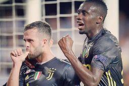 Ronaldo kartu merah, Juventus tetap menang atas Valencia