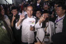 Dana kampanye awal Jokowi-Maruf Rp 11 miliar