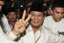 Ramah tamah Badan Pemenangan Prabowo-Sandi dengan 'paket hemat'
