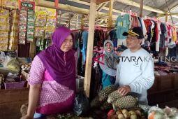 Wabup Ahmadi kunjungi Pasar Saik Sukamara