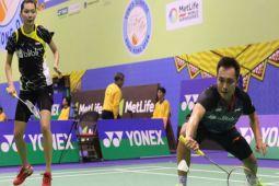 Dua ganda campuran Indonesia terpaksa terhenti di putaran kedua Denmark