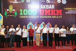 BI komitmen temu akbar 1.000 UMKM dilaksanakan tiap tahun