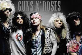 Konser Guns N' Roses siap sambut Jokowi