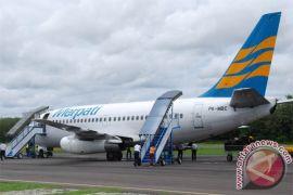 Penumpang Bandara Sampit Meningkat